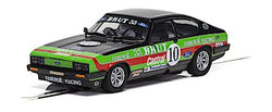 ScaleXtric 4101T, 1:32, Electric Slot Car, Ford Capri MK3, Oulton Park 1979, No. 10, DPR