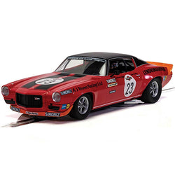 ScaleXtric 4216T, 1:32, Electric Slot Car, Chevrolet Camero, 1973 Spa 24hrs, No. 23, DPR