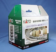 Kato 23-049 N Unitrack Double Track Incline Pre-Cast Piers Set (12 pcs)
