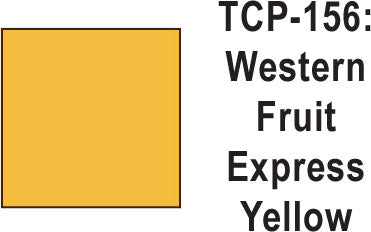 Tru Color TCP-156  Western Fruit Express Yellow 1 ounce