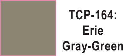 Tru Color TCP-164 Erie Gray Green, Paint (1 Ounce)