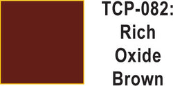 Tru Color TCP-82 Rich Oxide Brown Paint 1 ounce