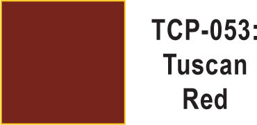 Tru Color TCP-53 Tuscan Red Paint 1 ounce