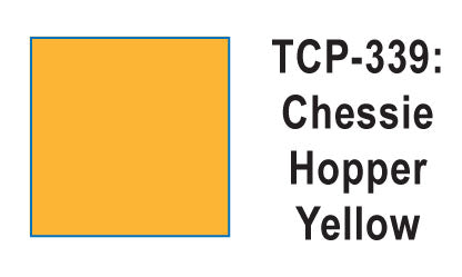 Tru Color TCP-339 Chesapeake and Ohio, Chessie, Hopper Yellow, Paint 1 ounce