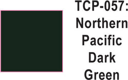 Tru Color TCP-57 Northern Pacific Dark Green Paint 1 ounce