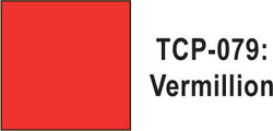 Tru Color TCP-79 Vermillion Paint 1 ounce