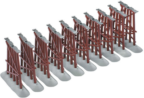 Lionel 6-12038 O FasTrack Elevated Trestle Set