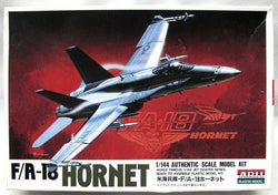 ARII Plastic Model Kit #7 1:144 Scale F/A-18 Hornet
