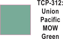 Tru Color TCP-312 Union Pacific Maintenance of Way Green 1 ounce