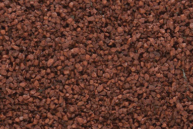Woodland Scenics 77 Ballast Bag, Medium Iron Ore (21.6 cu in)
