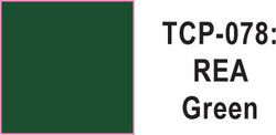 Tru Color TCP-78 Railway Express Agency (REA) Green Paint 1 ounce