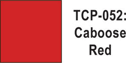 Tru-Color TCP-52 Caboose Red Paint 1 ounce