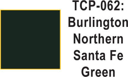 Tru Color TCP-62 BNSF Green Paint 1 ounce