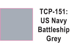 Tru Color TCP-151 U.S. Navy Battleship Gray 1 ounce