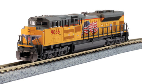 Kato 176-8521 N, SD70ACe, Union Pacific, UP, 9066