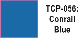 Tru Color TCP-56 Conrail Blue Paint 1 ounce