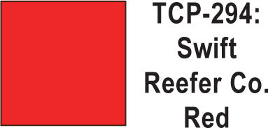 Tru Color TCP-294 Swift Reefer Red 1 ounce