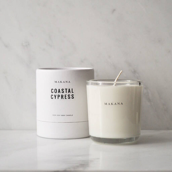 Coastal Cypress - Classic Candle 10 oz - She's Unique Jewelry