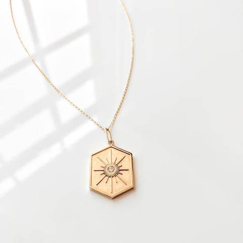 Guiding Star Necklace - She's Unique Jewelry