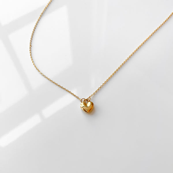 Adoring Heart Necklace