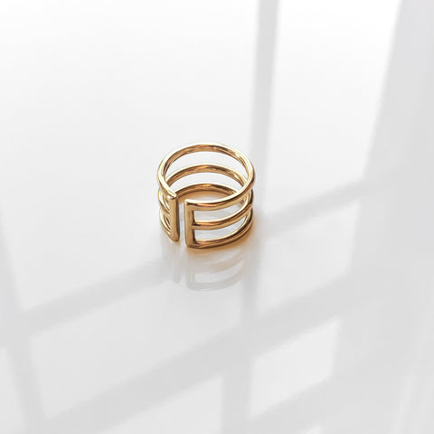 Aurora Ring - She's Unique Jewelry