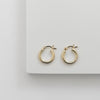 Classic Hoop Earrings | XS - She's Unique Jewelry