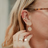 Kennedy Thick Ear Cuff - She's Unique Jewelry