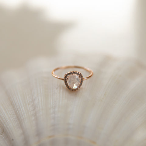 Ava Antique Ring | CZ - She's Unique Jewelry
