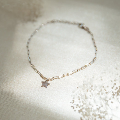 Star Links Bracelet - She's Unique Jewelry