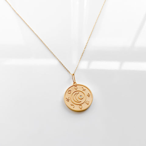 Alchemy Necklace - She's Unique Jewelry