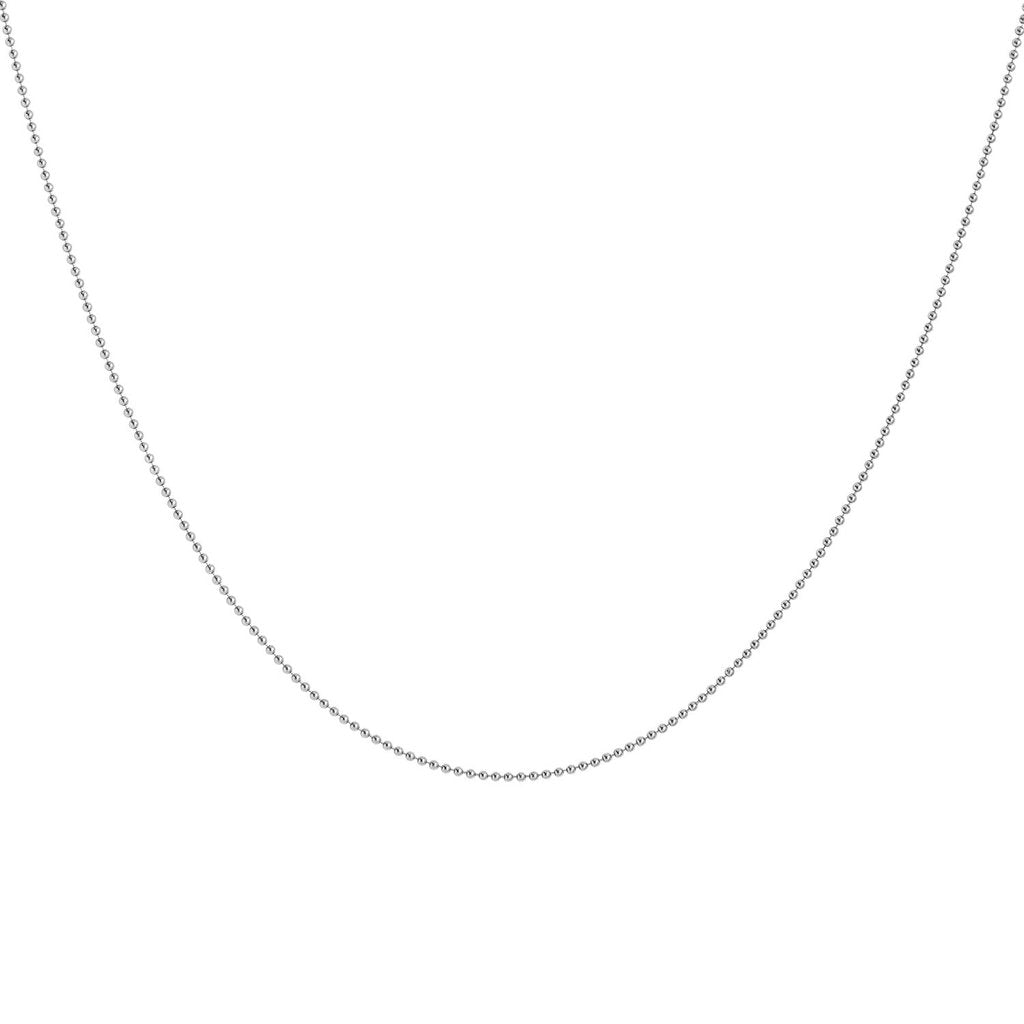 Ballayer Necklace | Silver - She's Unique Jewelry