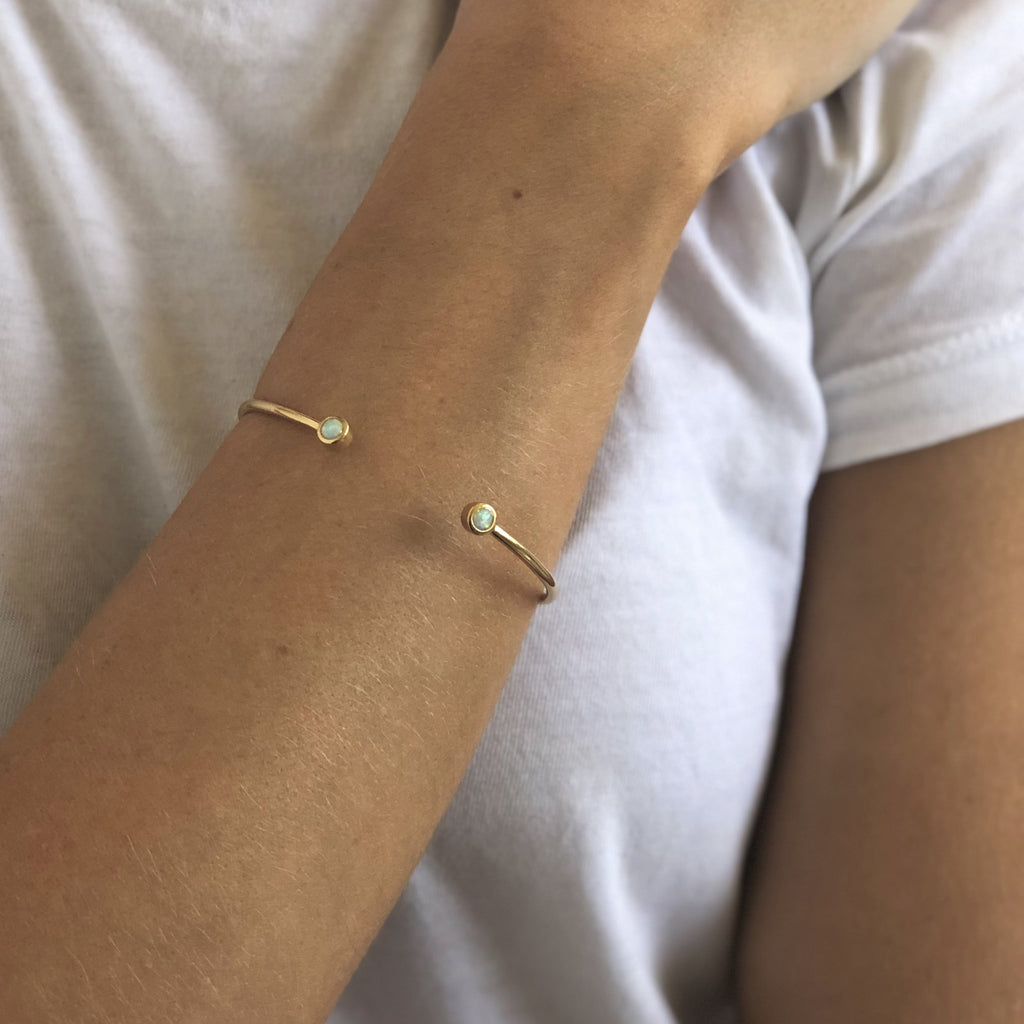 Gigi Cuff Bracelet - She's Unique Jewelry