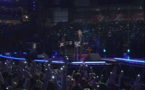 Let's watch Tom Petty at the Super Bowl and cry a little