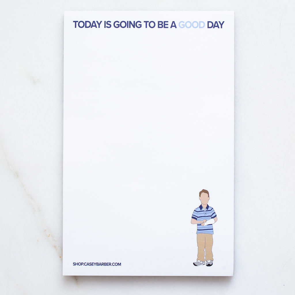 Dear Evan Hansen Notepad | The Casey BarberSHOP | shop.caseybarber.com