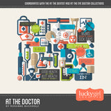 At the Doctor Digital Scrapbook Kit by Lucky Girl Creative