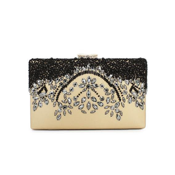 Tiffany Golden Clutch