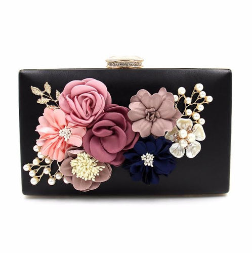 The Black Berlin Clutch
