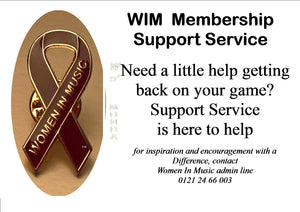 WIM Membership Support Service