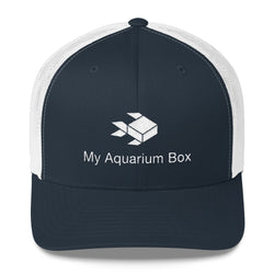 My Aquarium Box Trucker Hat