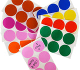 Color Coding Stickers 2
