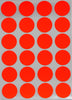 Dot Sticker 1 Inch 120/360 Pack 25mm