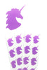 Unicorn Stickers 2 Inch For Arts And Crafts