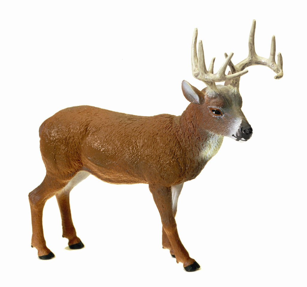 "Item #002 ""Wooden Bridge Ten"" Whitetail Deer"