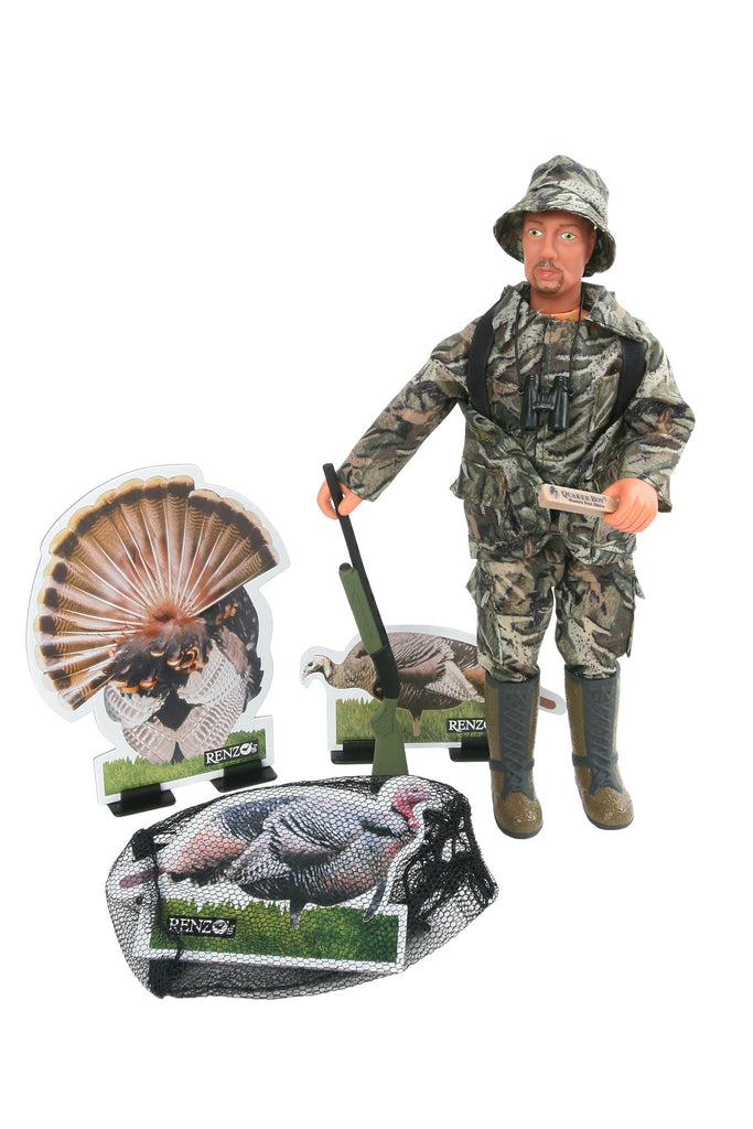Hunter Dan Turkey Hunter