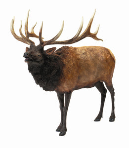 "Item #010 ""Rocky Mountain Monster"" Bull Elk"