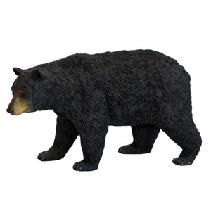 "Item #018 ""Black Bandit"" Black Bear"