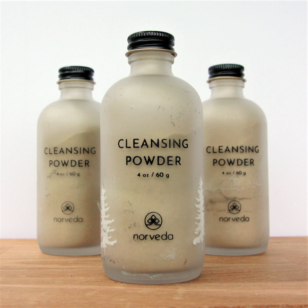 CLEANSING POWDER
