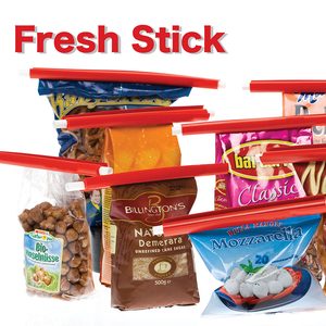 Food Saving Fresh Stick 6 pc set- Airtight Bag Sealing Sticks