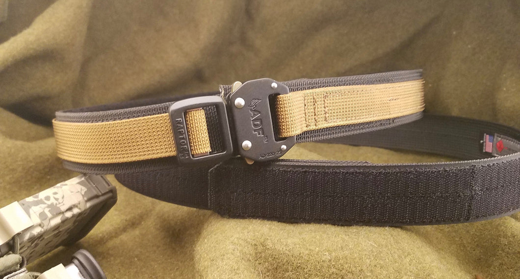 Range Belt Part 2 of 2   Black