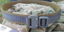 Range Belt Part 2 of 2  Marpat Coyote Brown